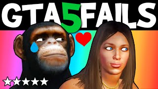 GTA 5 FAILS – EP. 26 (GTA 5 Funny moments compilation online Grand theft Auto V Gameplay)