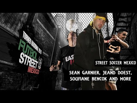 THE BEST STREET SOCCER MEXICO/EL MEJOR STREET SOCCER MEXICO