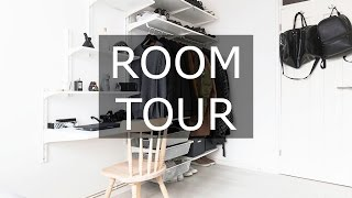 One of Gallucks's most viewed videos: Room Tour | Minimal, Affordable, Ikea, MADE | Gallucks