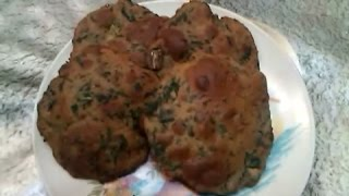 PALAK KI KACHORI INDIAN BREAKFAST RECIPE
