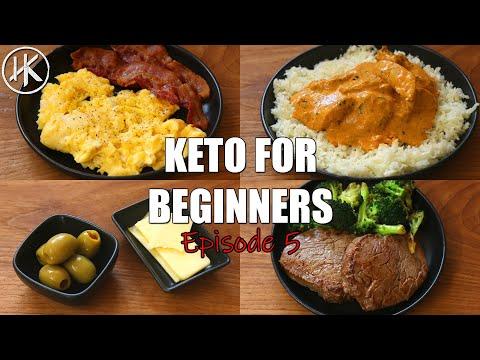Keto For Beginners - Ep 5 - How To Start Keto | Free Keto Meal Plan | Keto Basics