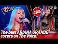 NEW The Voice Coach ARIANA GRANDE would be SO PROUD 🤩   Top 10