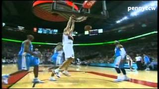 NBA Greatest Duels: Allen Iverson vs. Brandon Roy (2008) *AI hits the Game Winner