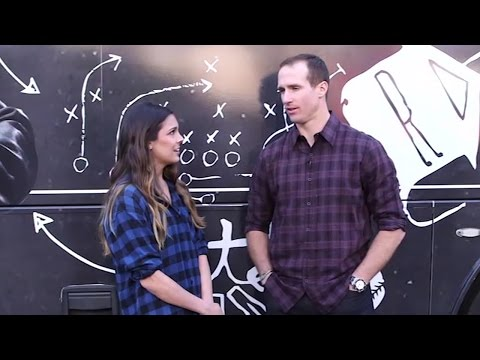 Drew Brees On His Kids, Super Bowl 51, and Rob Ryan
