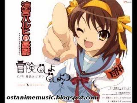 Suzumiya Haruhi OST - Bouken Desho Desho