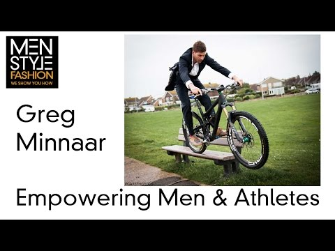Greg Minnaar Interview - Empowering Men & Athletes