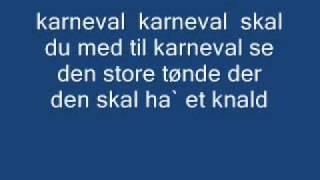 Kim Larsen  Karneval med tekst.wmv