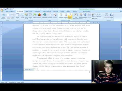 Word 2007 -