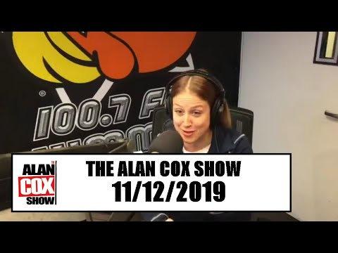 The Alan Cox Show - The Alan Cox Show (11/12/2019)