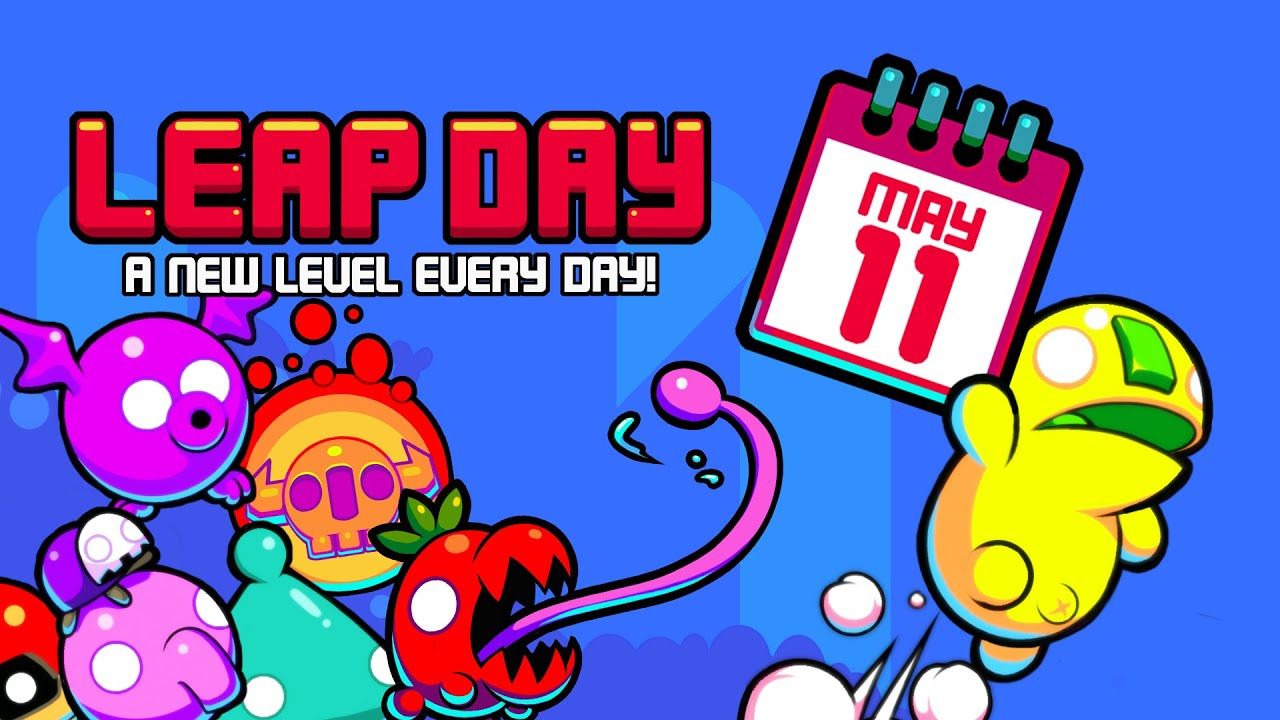 Leap Day : Out Now!