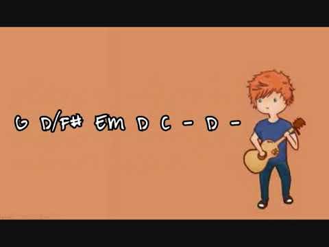 lyrics-and-chord---perfect-ed-sheeran
