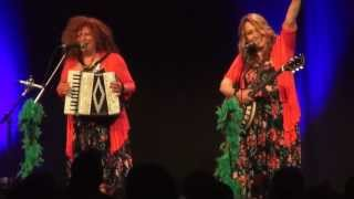 THE CHICKADEES Konni Horne Kim Fontaine THE CHICKADEE SONG Duo Finale Season 4