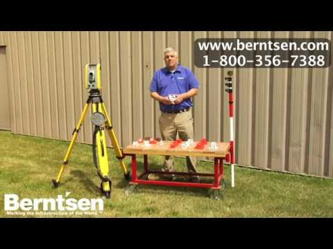 Rothbucher Prisms for Surveying and Construction Projects from Berntsen International