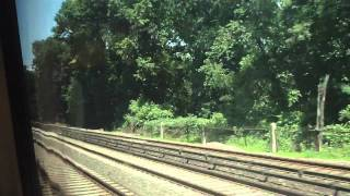 M7A Harlem line Ride from Wakefield to Fordham