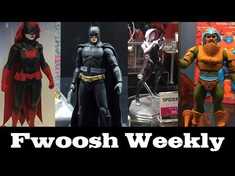 Weekly! Toy Fair and Wonder Festival Breakdown 2017