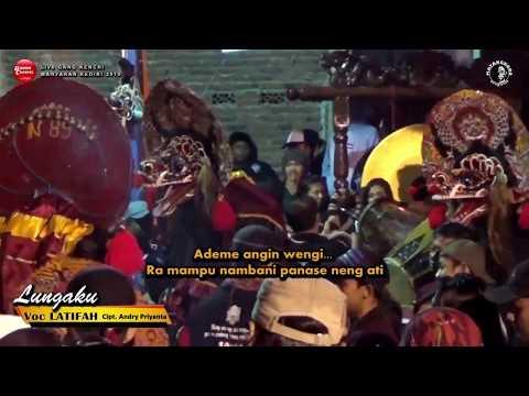 LUNGAKU Cover Voc LATIFAH - MAYANGKORO ORIGINAL Live Gang KENCHI 2019