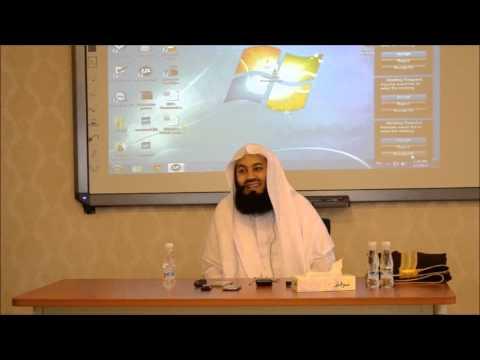 """You Can Do Better!!"" ~ Mufti Ismail Menk ~ Epic Motivational Speech!!!"
