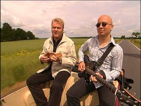 Dirk Busch  Urlaub auf der Autobahn