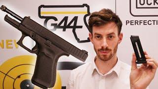 Testing the new Glock G44 - 22lr.