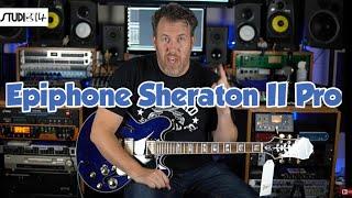 Epiphone Sheraton II Pro