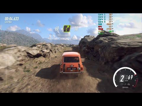 DiRT Rally 2.0 - i5 4670K | RX 560 | 8GB RAM | 1080p |