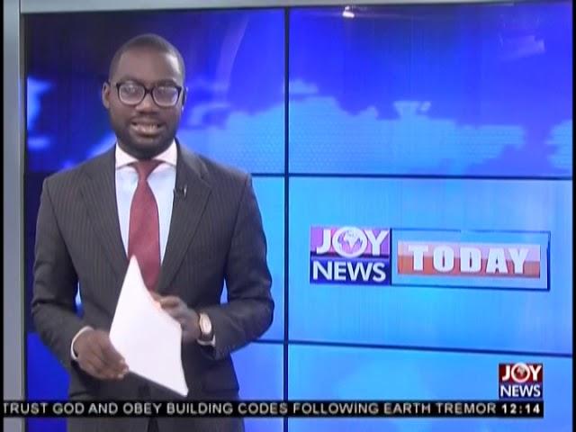 Joy News Today (11-12-18)