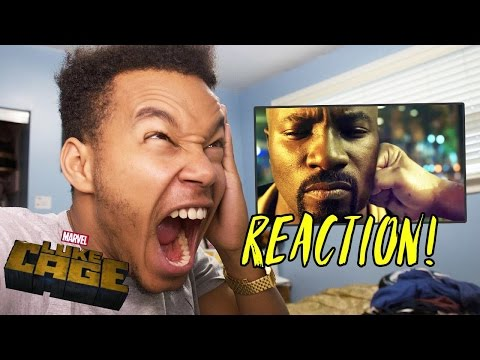 "Luke Cage Season 1 Episode 1 ""Moment of Truth"" REACTION!"