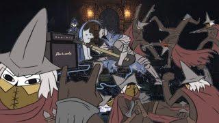 Dark Souls 3: MOAR ABYSS WATCHER COSPLAY