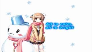 ~Happy Holidays ♥~ Sainte Nuit ; Silent Night. + Lyrics!