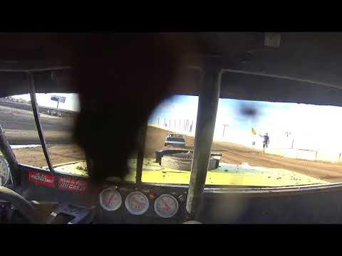 Hobby Stock Rattlesnake Raceway Heat1 9 9 17