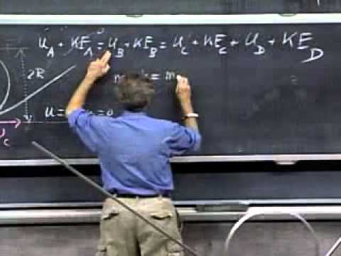MIT Professor Walter Lewi's Physics 801 Lecture11