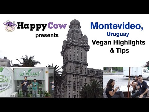 Montevideo, Uruguay Vegan Highlights