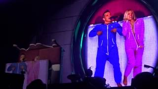 Robbie Williams - Hot Fudge - Wellington 31.10.2015