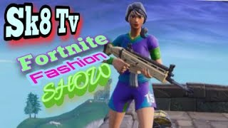 Fortnite Fashion show live winner gets 500 sk8 coins