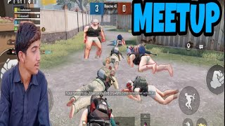 Meetup Pubg Mobile || Meetup video  || Pubg 2021 || Rush Game play pubg Mobile 2021