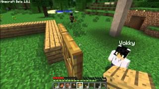 BGM:Minecraft ตอนที่2 สร้างบ้านเหมาะๆ (2-3)