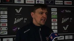 """Valmentaja Marko Ojanen: """"Kärppien pakit pitää saada töihin"""""""