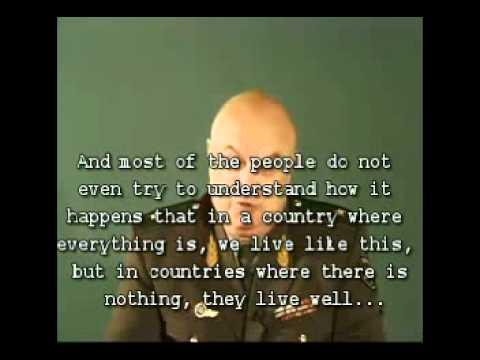 Concept of Public Security - part 1  (General Petrov K.P.)
