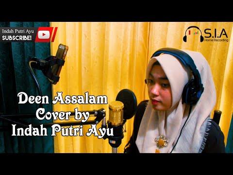 Deen Assalam - Sulaiman Al Mughni (Cover) by Indah Putri Ayu