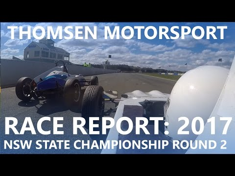 Race Report - NSW State Championship Round 2