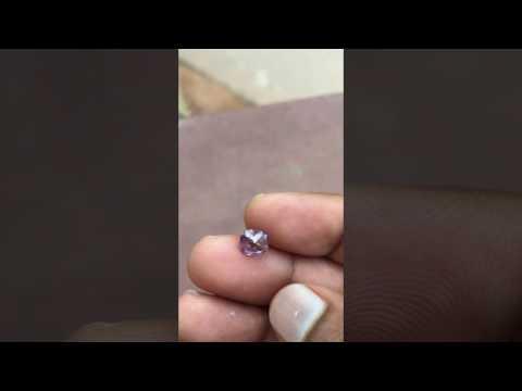 Ceylon Natural Pink Spinel