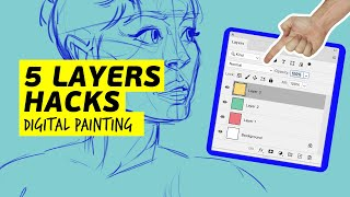 How to Use Photoshop Layer Masks in Digital Painting: 5 Tips