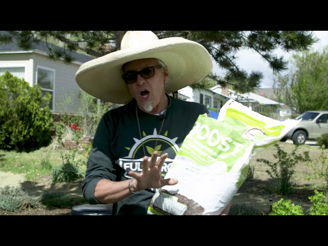 How To Use BOOST Soil Amendment Full Circle Compost