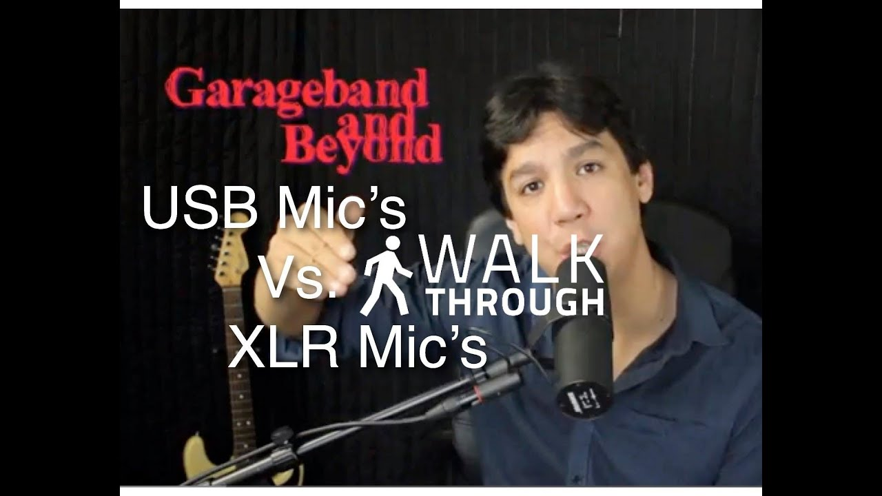 usb mic 39 s vs xlr mic 39 s what 39 s the difference youtube. Black Bedroom Furniture Sets. Home Design Ideas