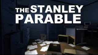 20 minutes of me screwing about in stanley parable demo