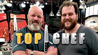 DANS LES COULISSES DE TOP CHEF ! - GASTRONOGEEK