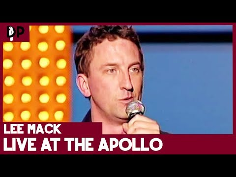 Lee Mack | Live At The Apollo | Season 2 | Dead Parrot
