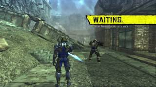 Anarchy Reigns (PS3) Rise from yo grave