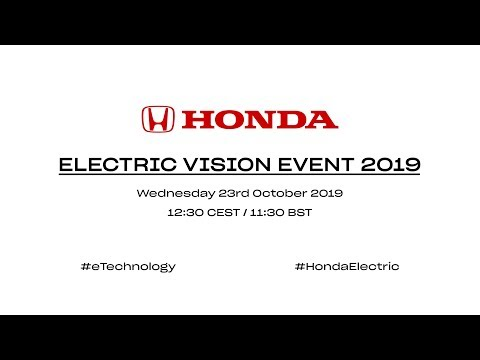 All-new Jazz @ Honda Electric Vision Event 2019