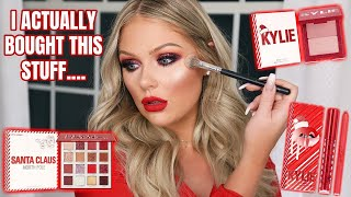 I BOUGHT THE KYLIE COSMETICS 2019 HOLIDAY COLLECTION   BRUTALLY HONEST REVIEW